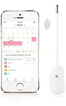 Basal Thermometer And Fertility Monitor For Ios And Android