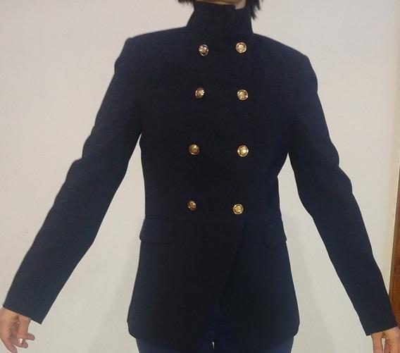 Saco Zara Tipo Militar