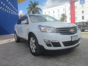 Chevrolet Traverse 3.6 Lt Piel Carflex Cancun 21372374