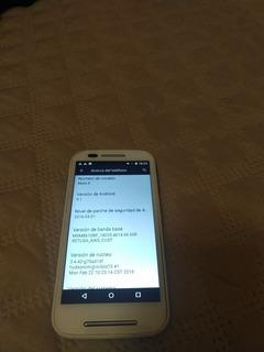 Motorola Moto E Usado Excelente Estado. Con Cámara