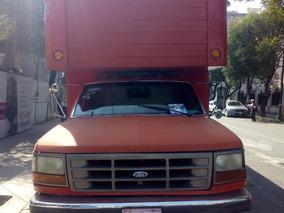 Ford 350 Camioneta Mudancera