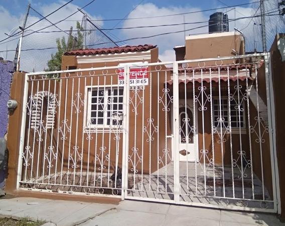 Casa Col. López Portillo - 3 Recámaras Y 2 Baños