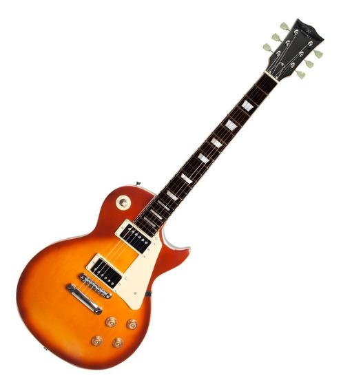 Guitara Les Paul 6 Cordas 22 Trastes - Strike Michael