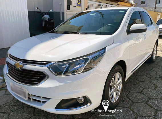 Chevrolet Cobalt Ltz 1.8 Econo. Flex Aut. 2017 Branco