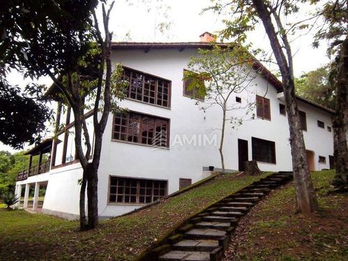 Chácara Com 6 Dormitórios À Venda, 9855 M² Por R$ 2.500.000,00 - Rio Do Ouro - São Gonçalo/rj - Ch0002