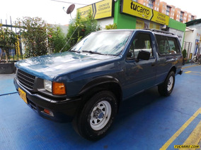 Chevrolet Luv 2.3 Mt 2300cc 4x2