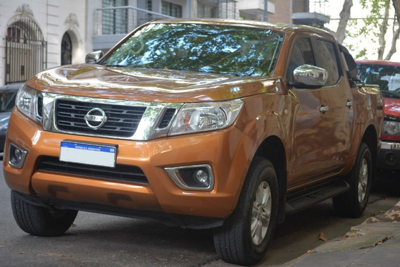 Nissan Frontier 2017 Ex 4x4 Unico Dueño 20000km, C/nueva