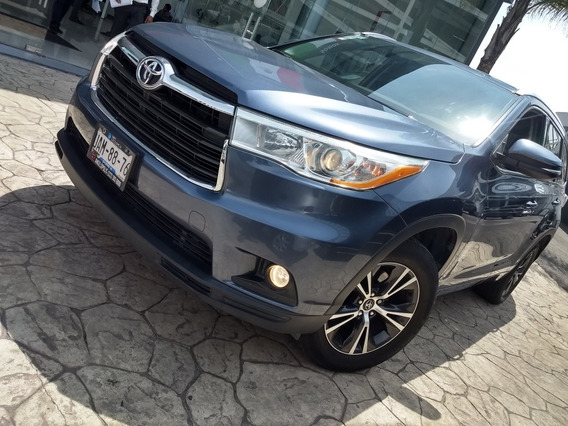 Toyota Highlander 3.5 Xle At 2016