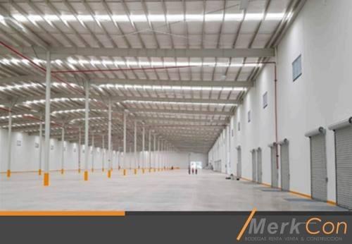 Bodega Renta 4,800 M2, Fracc. Industrial, Querétaro, Qro., México