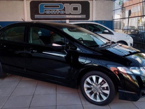 Honda Civic 1.8 Lxl Se Flex 4p