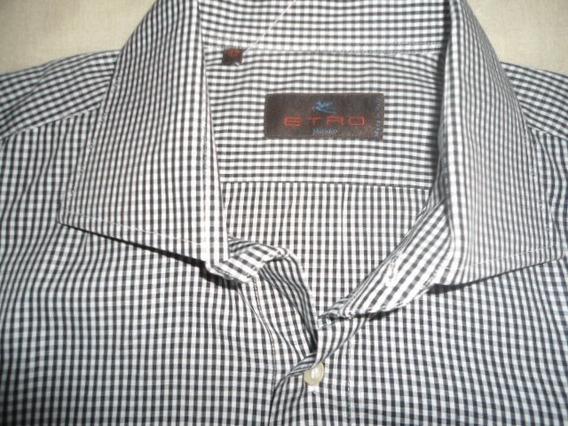 Padrisima Camisa Etro 100% Original