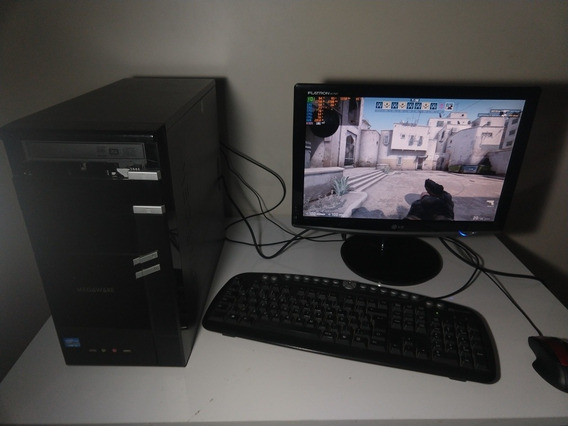 Pc Gamer Completo I3 3g Gtx 750 Ti 2gb Hd 1tb Ram 6gb 17