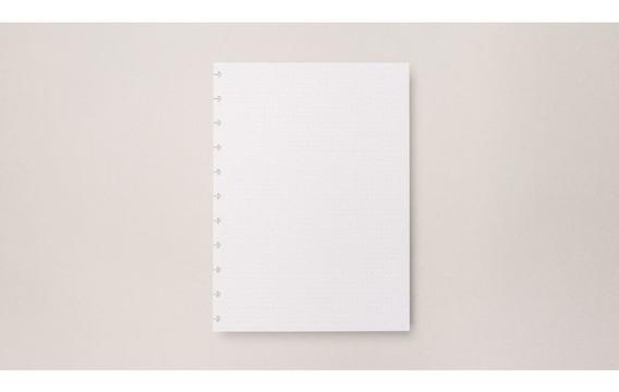 Refil Pontilhado Para Caderno Inteligente 30fl Grande 1 Un