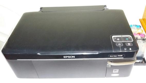 Impressora Epson Tx 135 Com Bulk Ink Leia O Anuncio