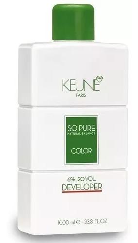 Keune So Pure Developer 1 Litro 20 Volumes
