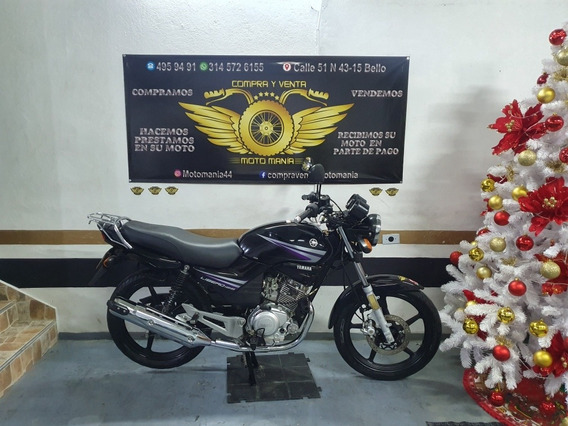 Yamaha Libero 125 Mod 2015 Al Día Traspasó Incluido