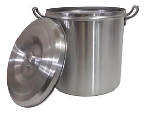 Caldeirao Industrial Grande Aluminio Numero 40 Frete Gratis