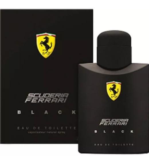 Perfume Ferrari Black Original