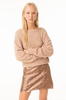 Sweater Beloso Nude Lurex Las Pepas