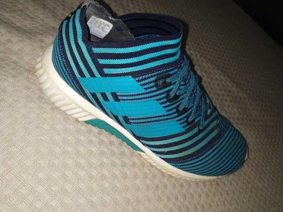 Tênis adidas Nemeziz 17.1 Tr Azul. T O P!!!