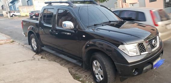 Nissan Frontier 2.5 Le Cab. Dupla 4x4 4p 2011