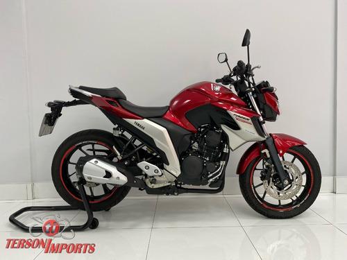 Imagem 1 de 9 de Yamaha Fz25 Fazer Abs 2020 Vermelha