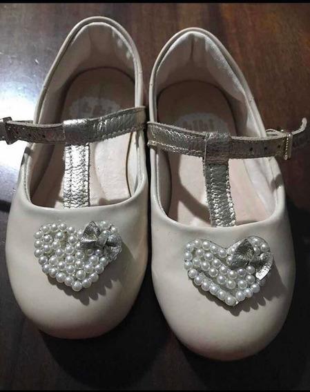 Sapato De Festa Menina