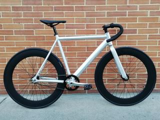 Bicicleta Fixie Aluminio Innova Precio Completa, Disponible