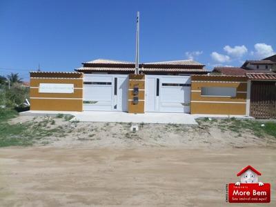 Casa 2 Suítes - Balneário Das Conchas - São Pedro Da Aldeia - Cs-1167