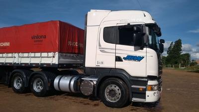 Scania R480 6x4 Highline Streamline