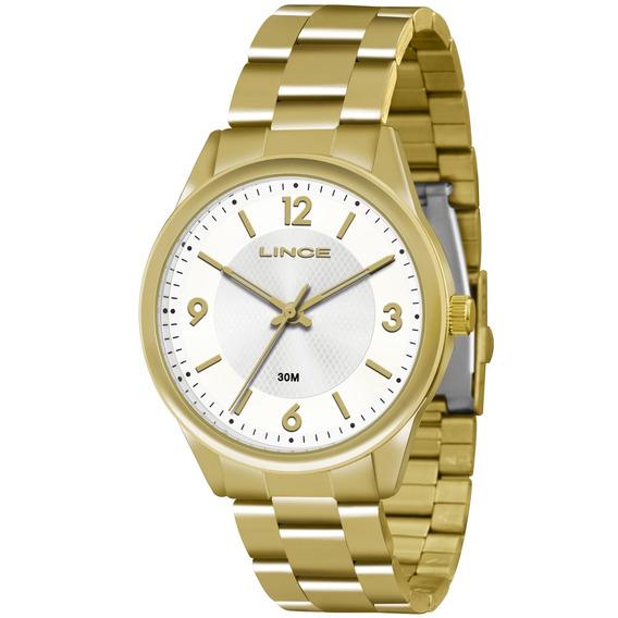 Relógio Lince Analógico Feminino Lrg4309l B2kx
