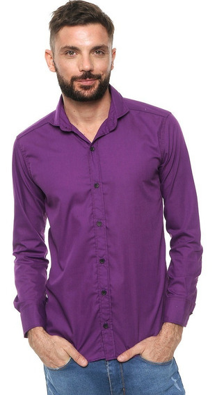 Envío Gratis Pack X 2 Camisas Entalladas Hombre Slim Fit!!