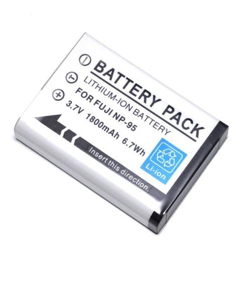 Bateria Np-95 Para Fujifilm Finepix F31fd Real 3d W1 Bc-65