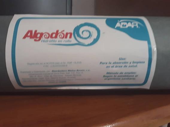 Rollo De Algodon Hidrofilo