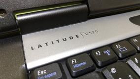 Notebook Dell Latitude D520 - Core 2 Duo