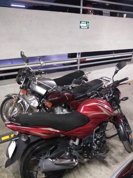 Honda Cgl 125 Tool 2 Plata 2018 Vino 2019