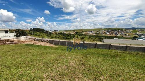 Terreno À Venda, 542 M² - Condomínio Residencial Alphaville Ii - São José Dos Campos/sp - Te0832