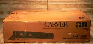 Amplificador Carver Cm-1065 En Caja. Su-distribuidor