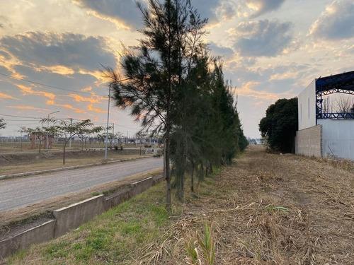 Terreno Ideal Para Local Comercial Alvear - No Ecopueblo !