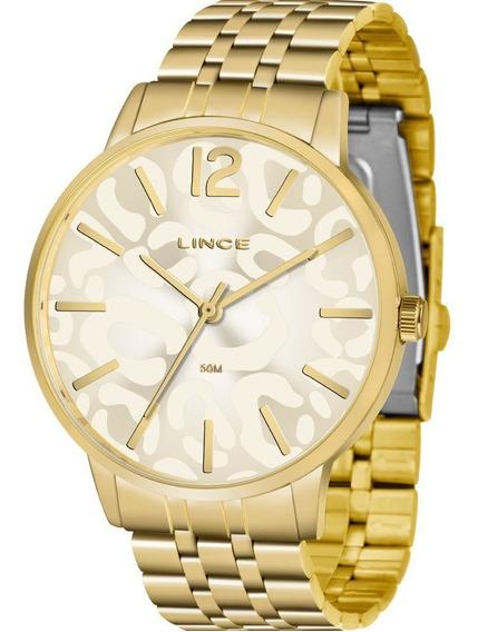 Relógio Lince Feminino Original Garantia Nota Lrg622lc2kx
