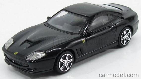Ferrari Collecion 550 Maranello 1/43 Burago Metal