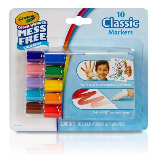 Mini Canetinhas Color Wonder