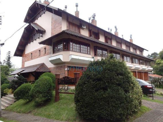 Casa Com 2 Dormitórios À Venda, 100 M² Por R$ 450.000 - Lago Negro - Gramado/rs - Ca0514