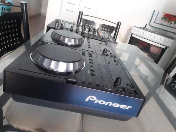 Cdj Pionner 350 Com Mixer