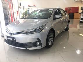 Toyota Corolla Xei 1.8 6m/t Gris Plata 0km De Contado