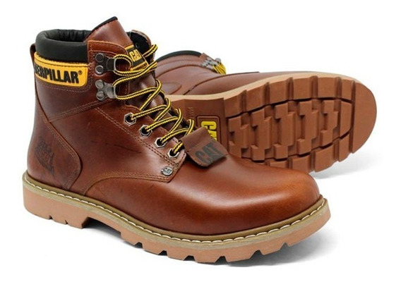 Bota Caterpillar Second Shift Masculina/feminina E Infantil