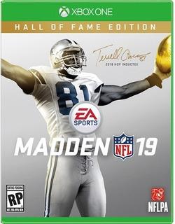 Madden Nfl 19 Hall Of Fame - Xbox One -offline
