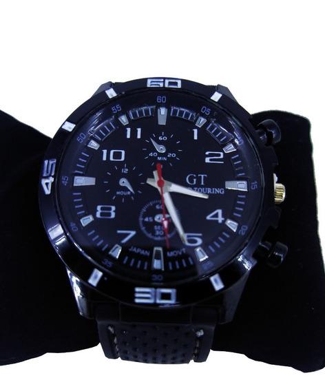 Relógio Masculino Sport Gt F1 Grand Speed Racer Gran Touring
