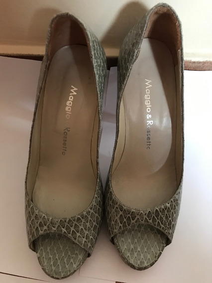 Zapatos Stilettos Maggio&rossetto - Talle 37
