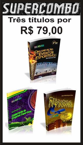 Organização De Eventos, Cerimonial & Projetos - Combo 3!!!!!